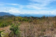 terrain vue lokobe et nosy komba